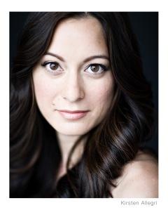 Kirsten Allegri, Mezzo Soprano, Headshot